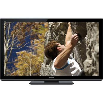 """Panasonic TC-P65VT30 65"""" Class VIERA VT30 Series 1080p 3D Plasma TV"""