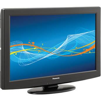 "Panasonic LRH30 32"" LCD HDTV with Pillow Speaker Interface"