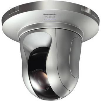 Panasonic WV-SC384 HD Dome Network Camera