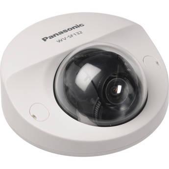 Panasonic WV-SF132 H.264 VGA D/N Dome Network Camera