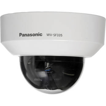 Panasonic WV-SF335 H.264 Fixed Dome HD Network Camera (NTSC)