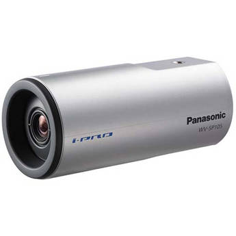 Panasonic WV-SP105 H.264 IP D/N HD Network Camera (NTSC)
