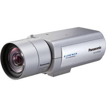 Panasonic WV-SP509 H.264 Full HD Network Camera with Super Dynamic (NTSC)