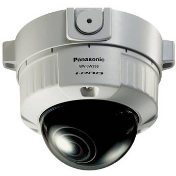 Panasonic WV-SW355 Super Dynamic HD Vandal Resistant Fixed Dome Network Camera