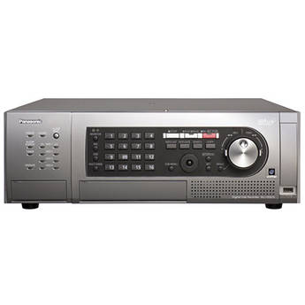Panasonic WJ-HD616 16-Channel H.264 Digital Disk Recorder (2 TB)