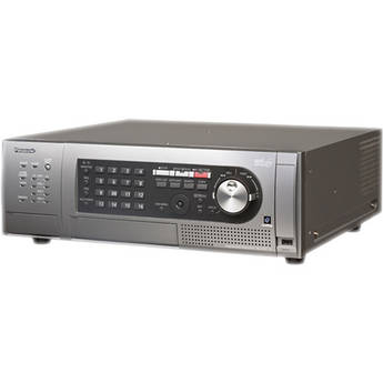 Panasonic WJ-HD716 16-Channel H.264 Digital Disk Recorder (2 TB)