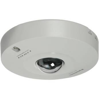 Panasonic WV-SW458 360° Super Dynamic Outdoor Network Vandal-Resistant Camera (Base Cover & Mount Bracket)
