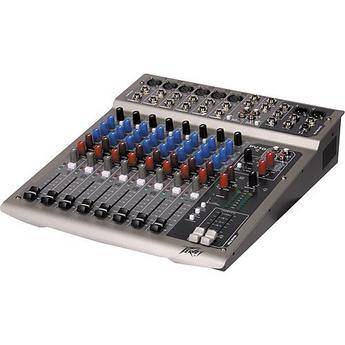 Peavey PV10 10-Channel Recording Mixer with DSP Effects