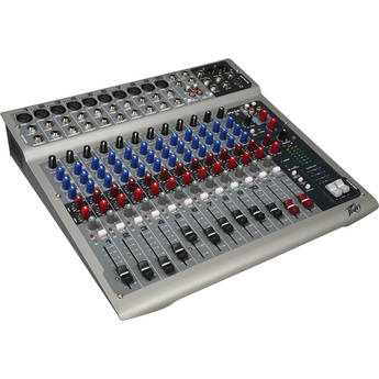 Peavey PV14 Live Sound Mixer with 14 Channels and Effects Processor