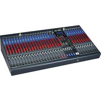 Peavey 32FX 32-Channel USB Recording and Live Sound Mixer with USB and Effects