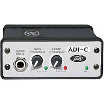 Peavey ADI-C Active Direct Interface with Compressor