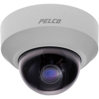 Pelco Camclosure 2 Fully-Integrated Indoor Dome Camera (Hi-Resolution Color)