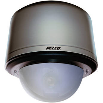 Pelco Spectra IV SL SD4N23-PG-2 Network Dome System