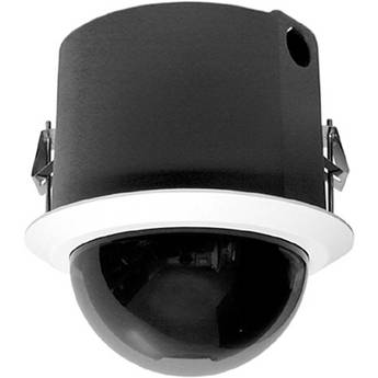 Pelco SD4N35F1 Aluminum Spectra IV Back Box and Lower Dome