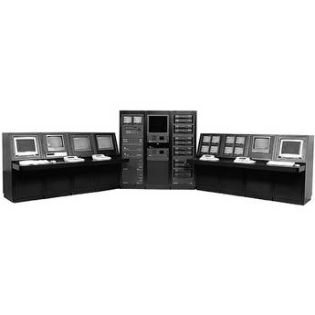 Pelco CM9780 Microprocessor-Based Switcher (256 Inputs, 32 Outputs)