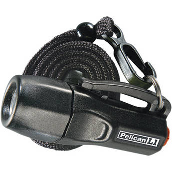 Pelican L1 LED Carded NVG Flashlight (Black)