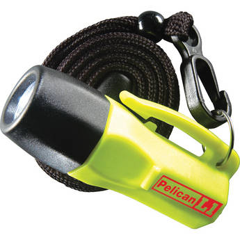 Pelican L1 LED Carded NVG Flashlight (Yellow)