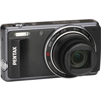 Pentax Optio VS20 Digital Camera (Black)