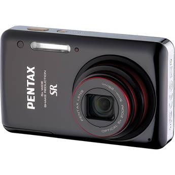 Pentax Optio S1 Digital Camera (Black)