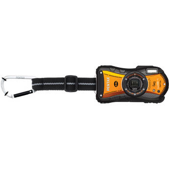 Pentax Optio WG-1 GPS Digital Camera (Orange)
