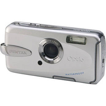 Pentax Optio W30 Digital Camera