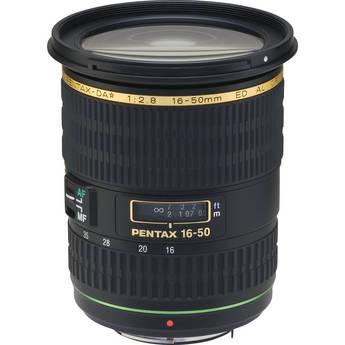 Pentax SMCP-DA* 16-50mm f/2.8 ED SDM Lens