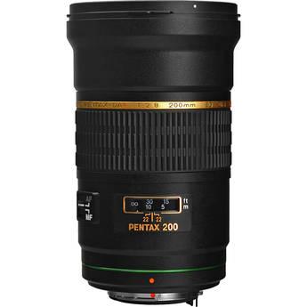 Pentax SMCP-DA* 200mm f/2.8 ED (IF) SDM Autofocus Lens for Digital SLR