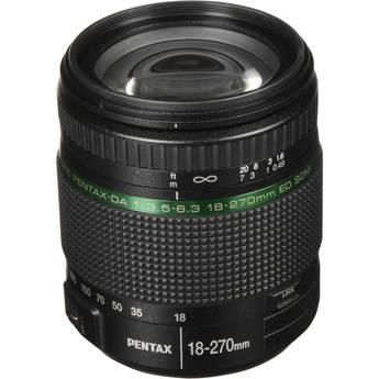 Pentax smc Pentax-DA 18-270mm f/3.5-6.3 ED SDM Lens
