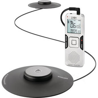 Philips 8GB Voice Tracer 898 Digital Meeting Recorder
