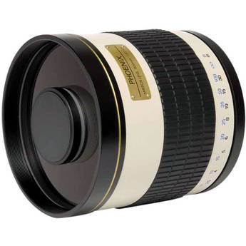 Phoenix 800mm f/8 Mirror Manual Focus Lens