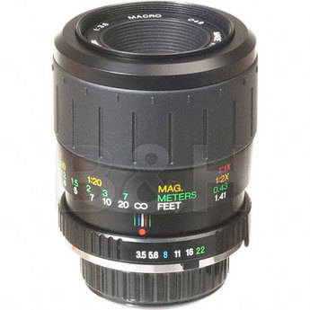 Phoenix Telephoto 100mm f/3.5 Macro Manual Focus Lens for Minolta MD