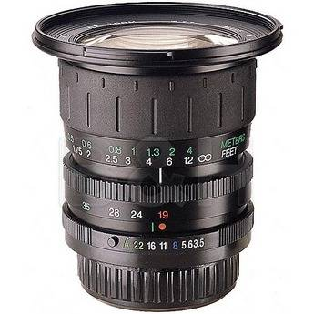 Phoenix Zoom Wide Angle 19-35mm f/3.5-4.5 Manual Focus Lens for Pentax K