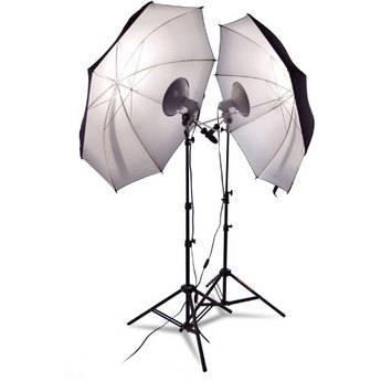 Photoflex First Studio Two Light Portrait Kit (220VAC)