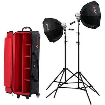 Photoflex Dual Starlite-XS OctoDome nxt 1.5' Kit (120-240VAC)