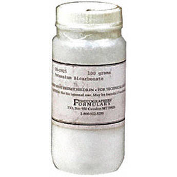 Photographers' Formulary Potassium Bicarbonate - 100g