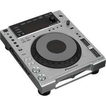 Pioneer CDJ-850 Performance Multi Player (Silver)