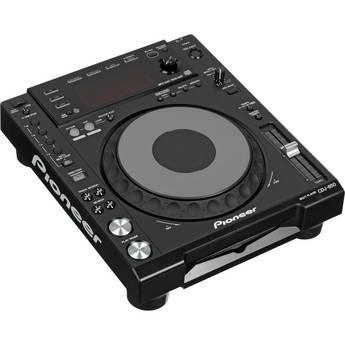 Pioneer CDJ-850 Performance Multi Player (Black)