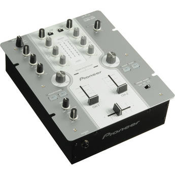Pioneer DJM-250 2-Channel DJ Mixer (White)