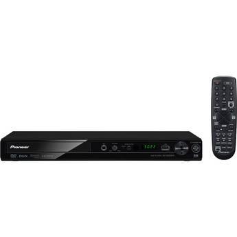 Pioneer DV-3022KV Multi-System DVD Player