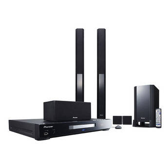 Pioneer HTZ-565DVD Multi System DVD Home Theater System