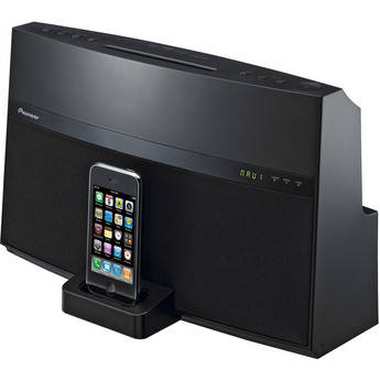 Pioneer XW-NAV1K-K Home Theater Dock for iPod & iPhone (Black)