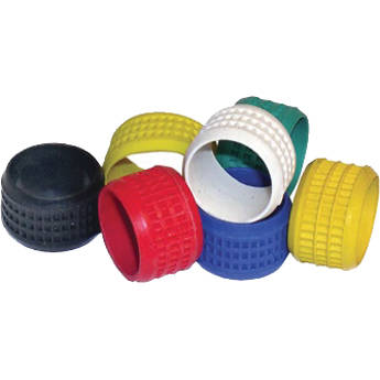 Platinum Tools SealSmart Color Bands (Black-20 Pieces)