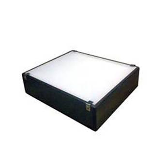 "Porta-Trace / Gagne 12 x 14"" Ebony Stain Light Box"