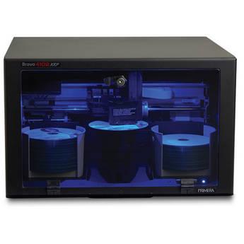Primera Bravo 4102 XRP Disc Publisher W/ 2 Drives (Euro Plug)