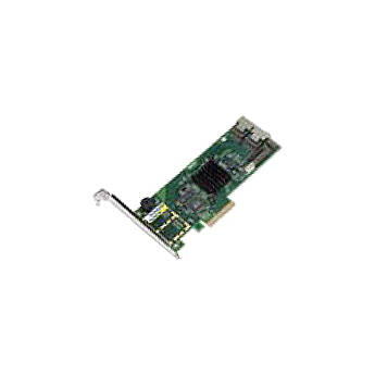 Promise Technology FastTrak TX8660 8-Port SAS/SATA 3G PCIe x4 Controller (Pack of 5)