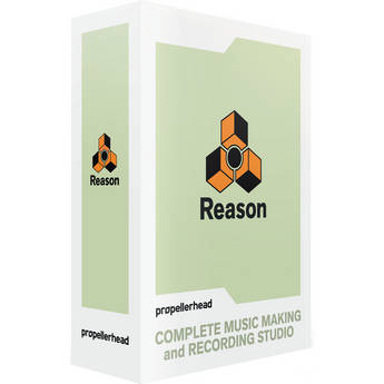 Propellerhead Software Reason 6 - Music Production Software (Student/Teacher Version)