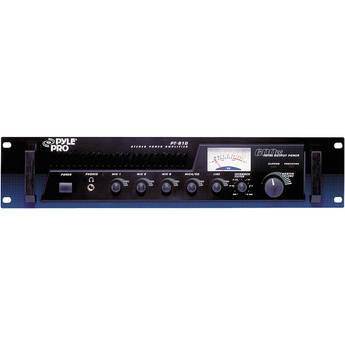 Pyle Pro PT610 Power Amplifier/Mixer