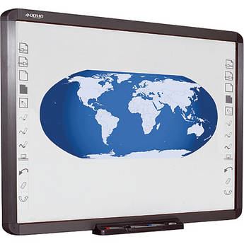 "QOMO HiteVision QWB48-PS 48"" (1219.2mm) Interactive Infrared Whiteboard"
