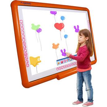 "QOMO HiteVision QWBKB100 70"" Interactive Whiteboard"