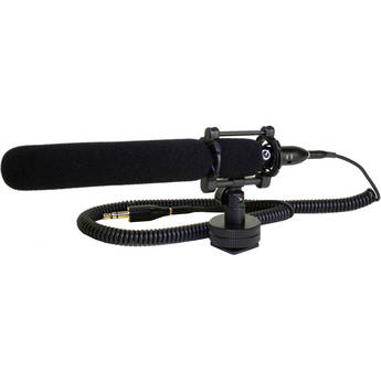 Que Audio DSLR Video Microphone Kit Lite